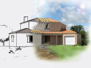 Pr sentation de l entreprise b c construction for Entreprise de construction maison individuelle